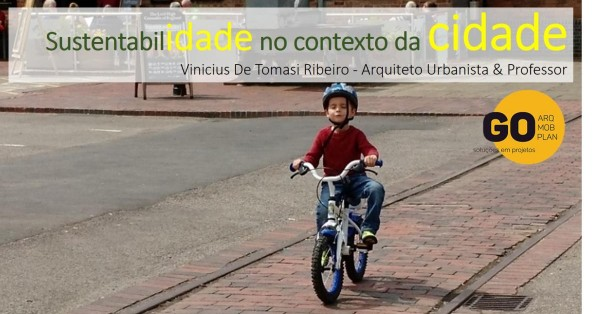 Sustentabilidade no contexto da cidade