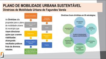 Elaboração do Plano de Mobilidade Urbana do Município de Fagundes Varela